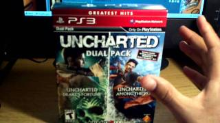 Uncharted 1 & 2 Dual Pack