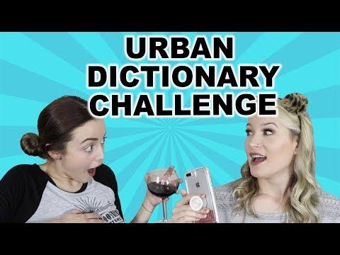 URBAN DICTIONARY CHALLENGE W/ KATHLEENLIGHTS thumbnail