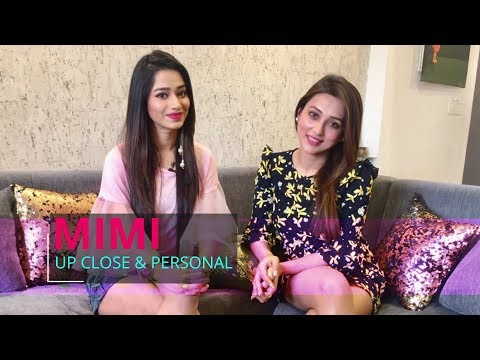 Up Close & Personal | In Conversation With Mimi Chakraborty | Sangeet Bangla Special Coverage