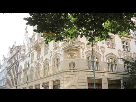 Our Luxury Hotel In Old Town Prague at Four Seasons
