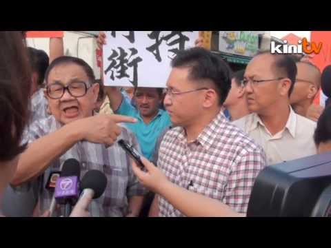 鸡场街风波:颜文龙归咎民众不感恩甲州前首长