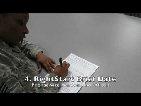In-Processing Video - Ellsworth AFB
