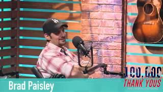 Brad Paisley Explains His