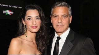 George Clooney and Amal Clooney - Dislike Of Marriage Leads To Split!