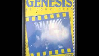 Genesis Live 1981 Me and Virgil Barcelona Better Sound
