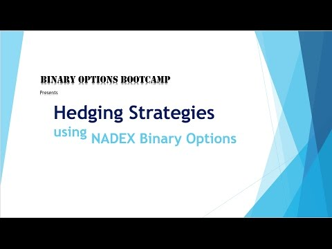 binary options forex hedging