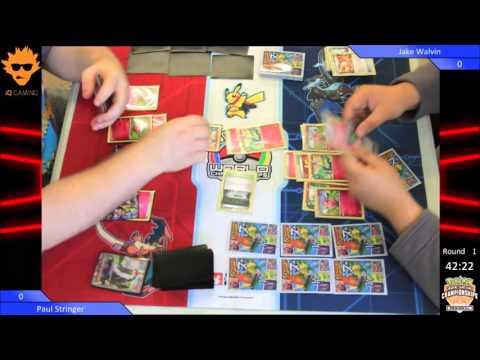 Pokemon TCG Regional (Huddersfield): Round 1: Giratina / Aromatisse Mirror Match