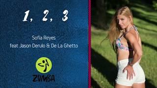 Zumba - 1, 2, 3 - Sofia Reyes feat. Jason Derulo & De La Ghetto
