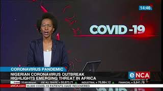 The coronavirus outbreak has been relatively slow in spreading across Africa