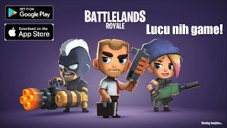 Game Battle Royale Lucu & Imut - Battlelands Royale (Android/iOS)