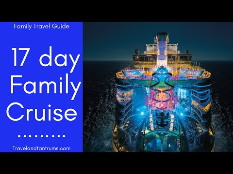 Your Next FAMILY Holiday Should Be A CRUISE !! - Royal Caribbean - SYDNEY To HONOLULU