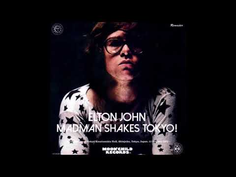 Elton John Tokyo, Japan October 11, 1971 (remaster)