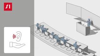 Cómo usar Signia StreamLine Mic en modo de micrófono remoto