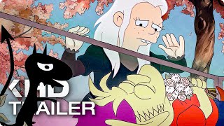 DISENCHANTMENT Season 2 Trailer (2019) Netflix