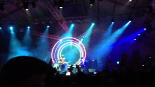 Bloc Party - So Here We Are/Future Music Festival Asia 2013