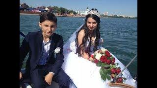 Цыганская свадьба Руслана и Русалины. Город Челябинск. 15 августа 2017