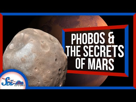Phobos Is Hiding Secrets About Mars's Atmosphere | SciShow News