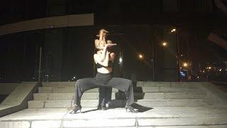 Vogue choreography by Inria & Lili Nikolayeva