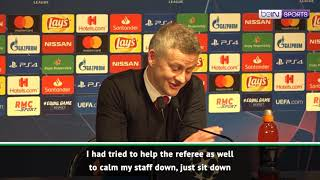 Solksjaer: I hope VAR penalty was the right decision!