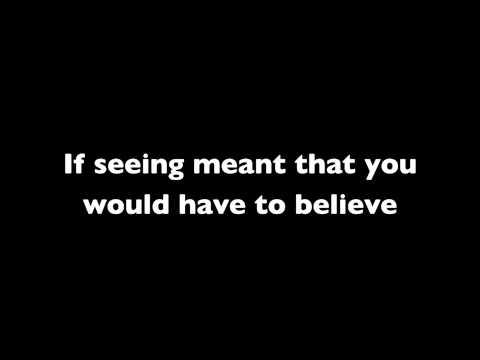 If God Was One Of Us lyrics (Joan Osborne)