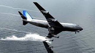 10 Incríveis Aterrissagens de Aviões
