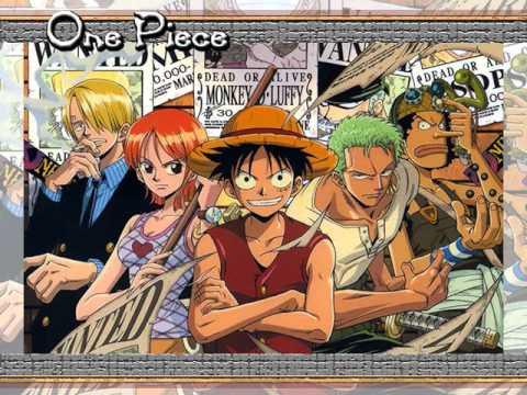 One Piece - 4Kids Opening Rap - YouTube