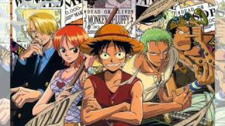 One Piece - 4Kids Opening Rap