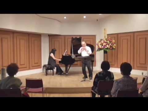 桜ちる(オカリナ独奏)柴田孝治郎 作曲
