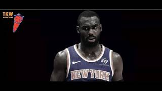 Spooky Knicks Loss, Timmy's Value & The Intriguing Noah Vonleh | TKW Podcast