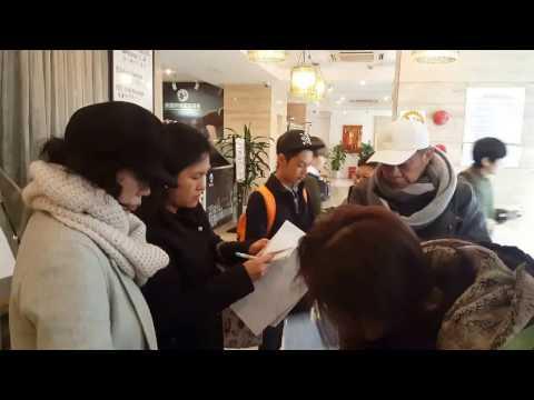 Tjiunardi trip to ShangHai and Royal Caribbean Quantum of the Seas to Japan, Korea