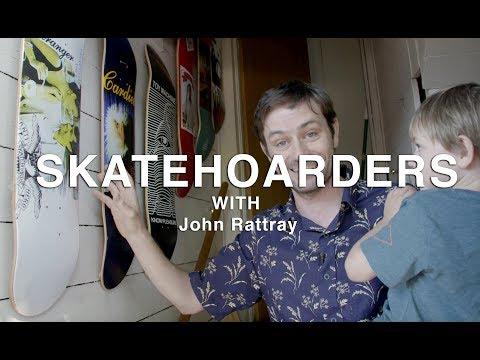 SkateHoarders: John Rattray | TransWorld SKATEboarding