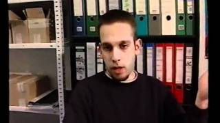 Boulevard Bou Interview Part 1/2 - Geh zur Polizei - VIVA Freestyle (1995)