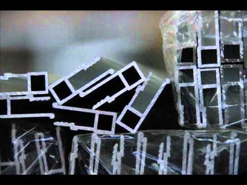 Алюминиевый профиль от Монтаж Фасадов Украина