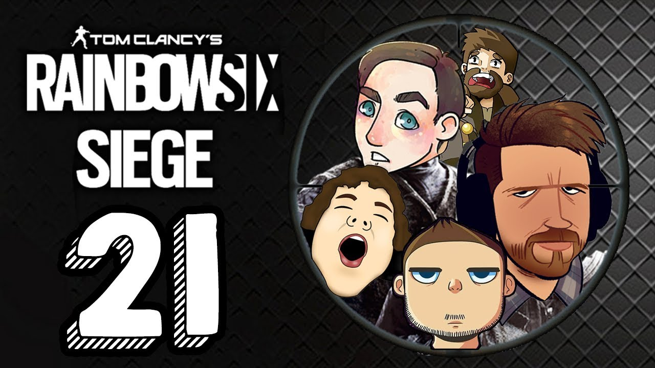 Rainbow Six: Siege Gameplay - Sinow - #21【The Long John Silvers】