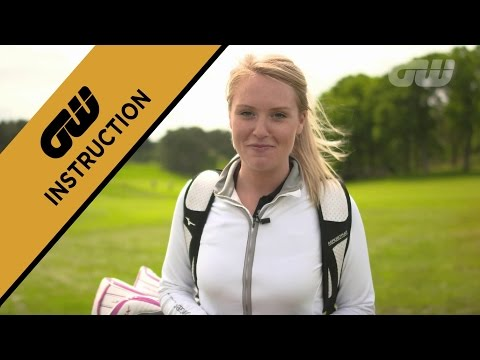 Instruction: Long putting with Simon Holmes and Anna Whiteley