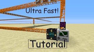FTB Tutorial: Super Fast Quarry [German/