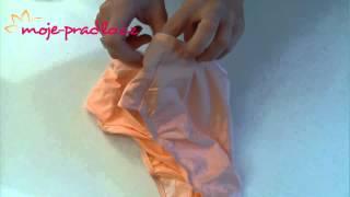 Kalhotky Triola 31615 - pudr