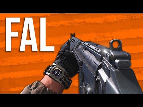 Modern Warfare In Depth: FAL Assault Rifle Review
