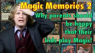 MTG - Here's why parents should be happy that their kids play Magic: The Gathering