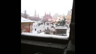 Смартфон #106 Покровский собор, Храм Василия Блаженного(Видео снятое на смартфон., 2015-01-10T19:10:55.000Z)