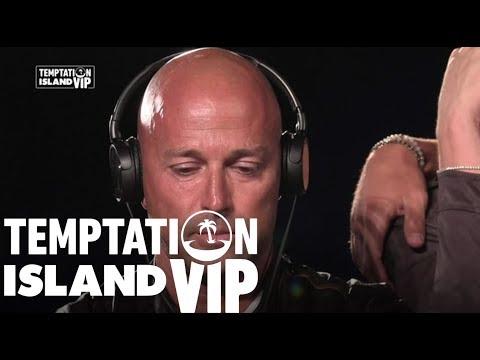 Temptation Island VIP - Stefano: il primo falò