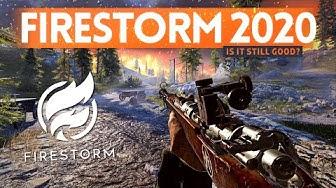 PLAYING FIRESTORM IN 2020! Is It Really Dead? - Battlefield 5