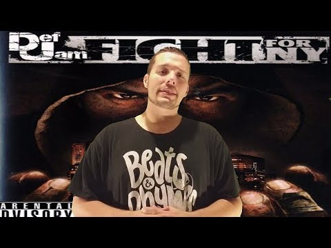 DEF JAM FIGHT FOR NEW YORK | ALL POSSIBLE FIGHT STYLE COMBINATIONS