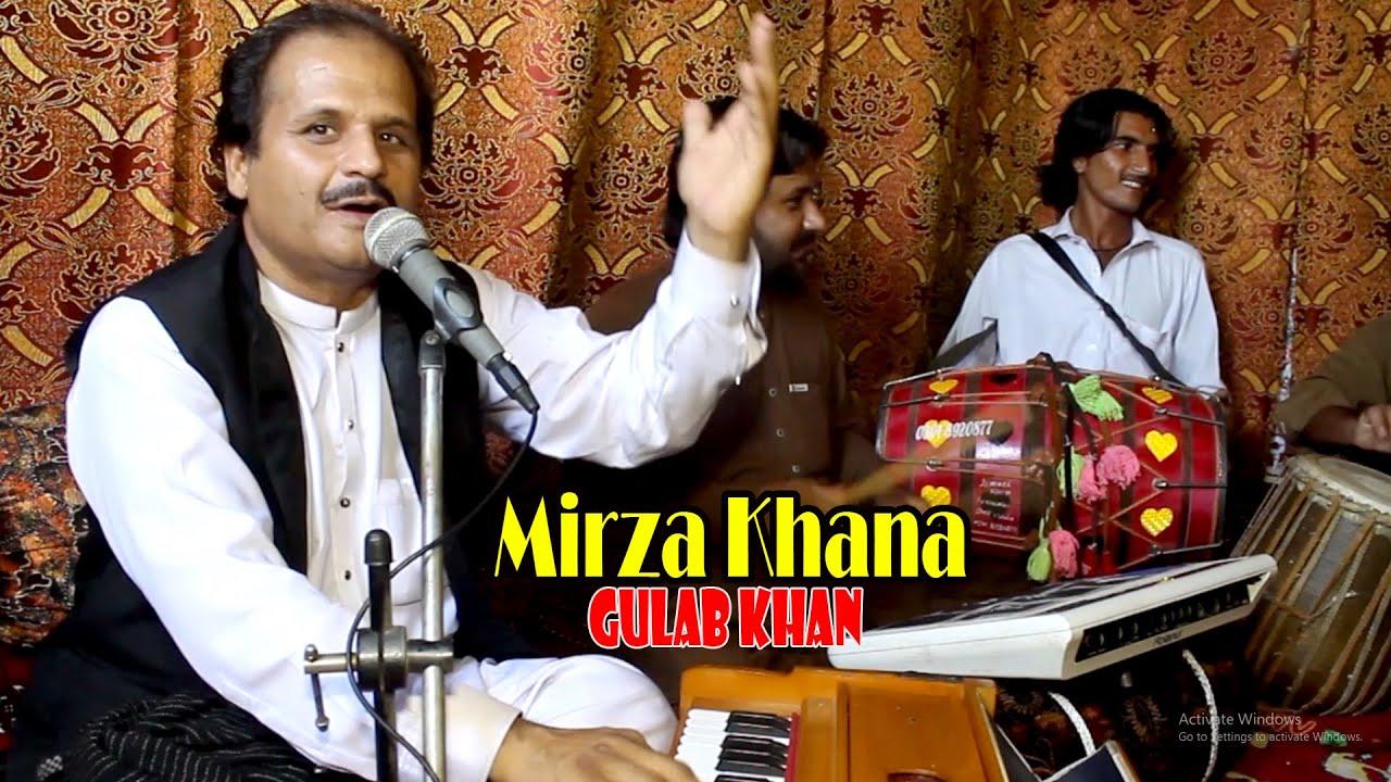 MIRZA KHANA | Gulab Khan | Pashto Song 2020 | Pashto New Song | Pashto HD Song | Pashto Song 2020