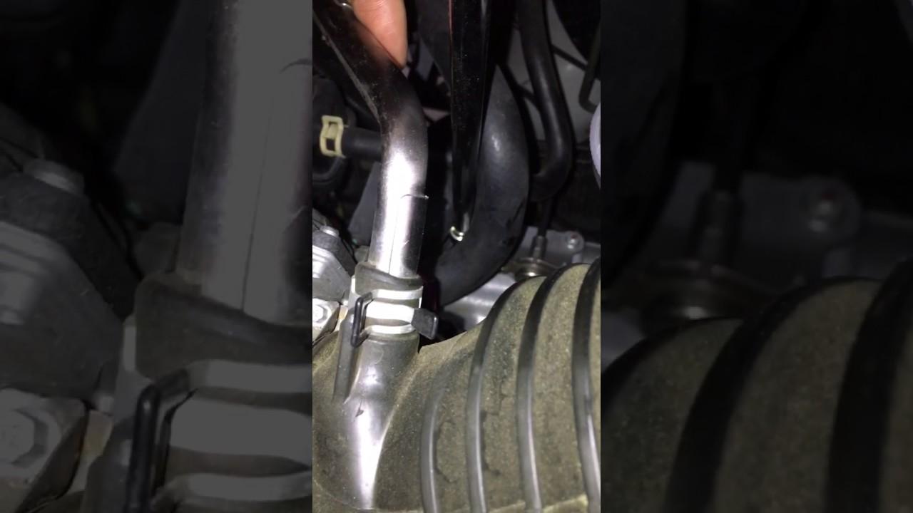 2011 2016 honda odyssey transmission fluid change part 1 for Honda odyssey transmission fluid change