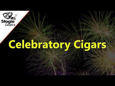 Stogie Geeks Shorts - Best Celebratory Cigars