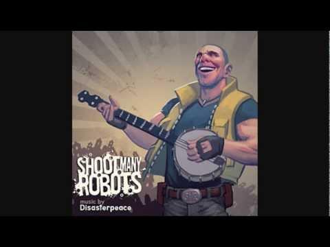 Shoot Many Robots Soundtrack - Disasterpeace - Shoot Many Robots thumbnail