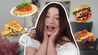 FOODBOOK: Moja (prawie) zdrowa dieta + PYSZNE PRZEPISY
