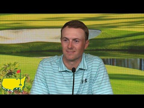 Jordan Spieth - The Masters Interview