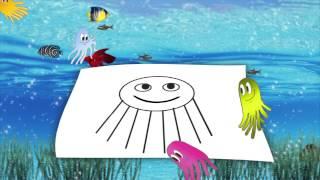 Осьминожки Палка палка огуречик  Octopussy Song For Babies. Наше всё